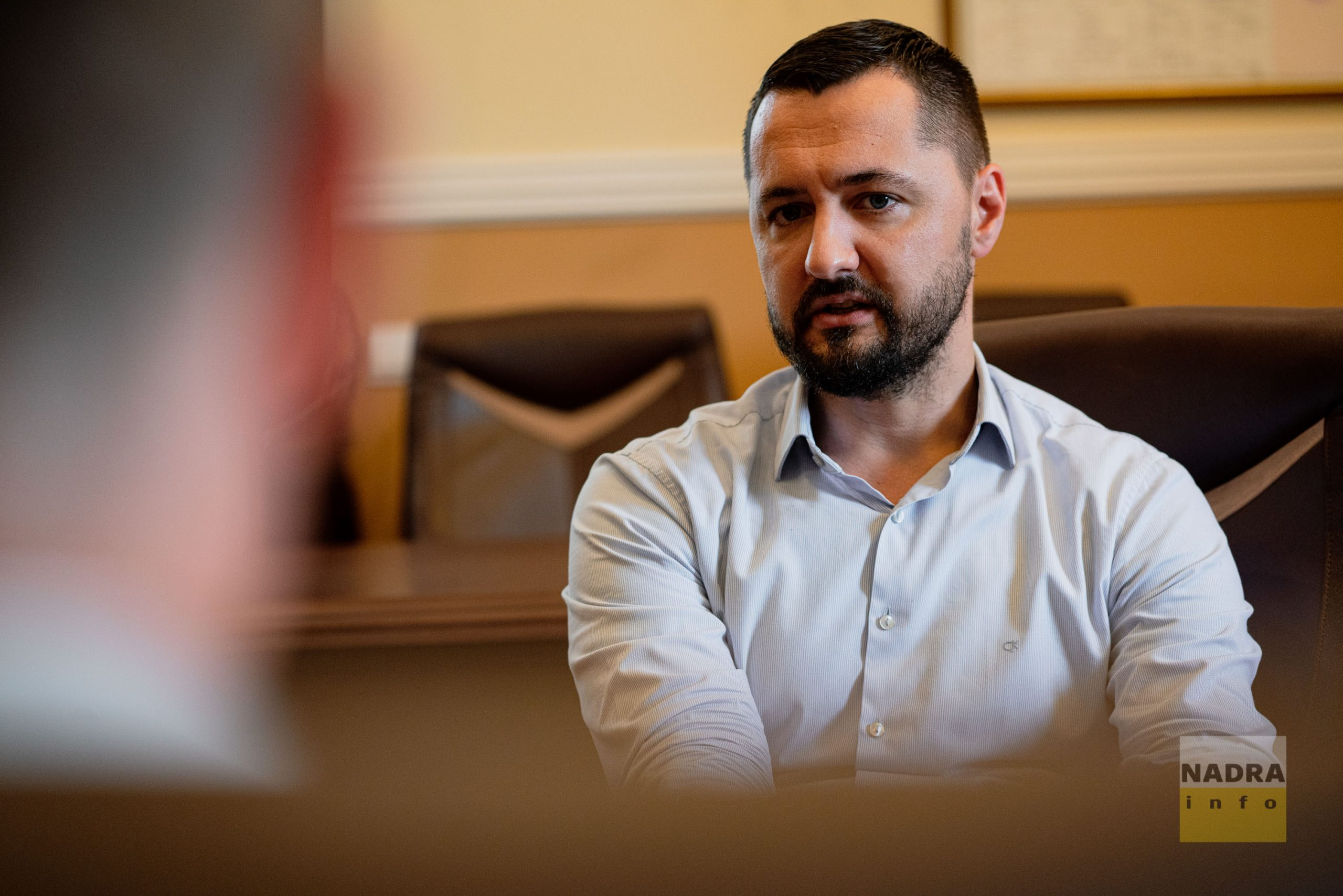 Романа Опімаха запрошують на РНБО для звіту про надра