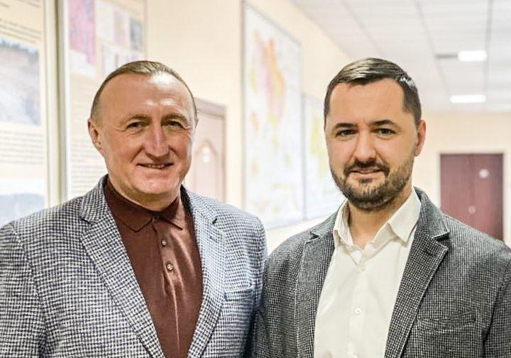 """Олександр Залужний – генеральний директор КП """"Кіровгеологія"""""""