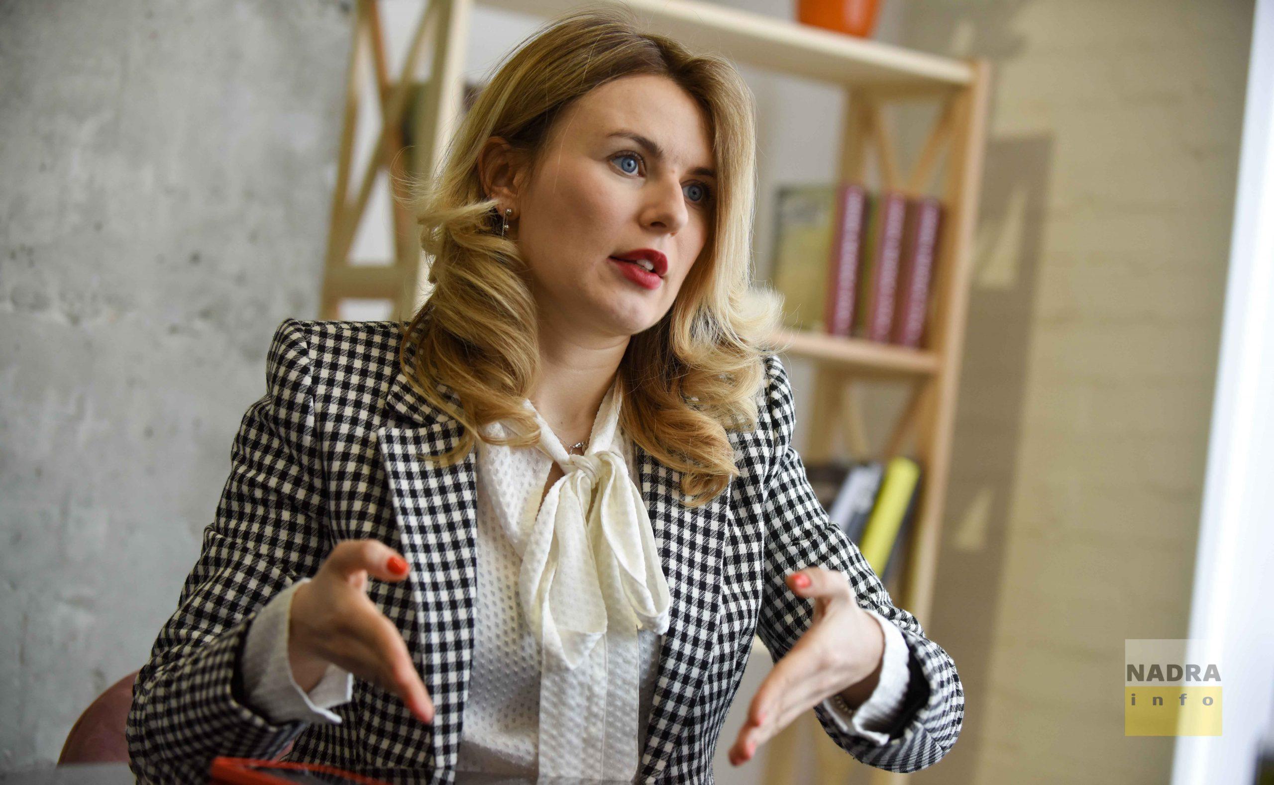 """Леся Василенко: """"Сплячі ліцензії"""" – зона відповідальності Кабміну і Держгеонадр"""