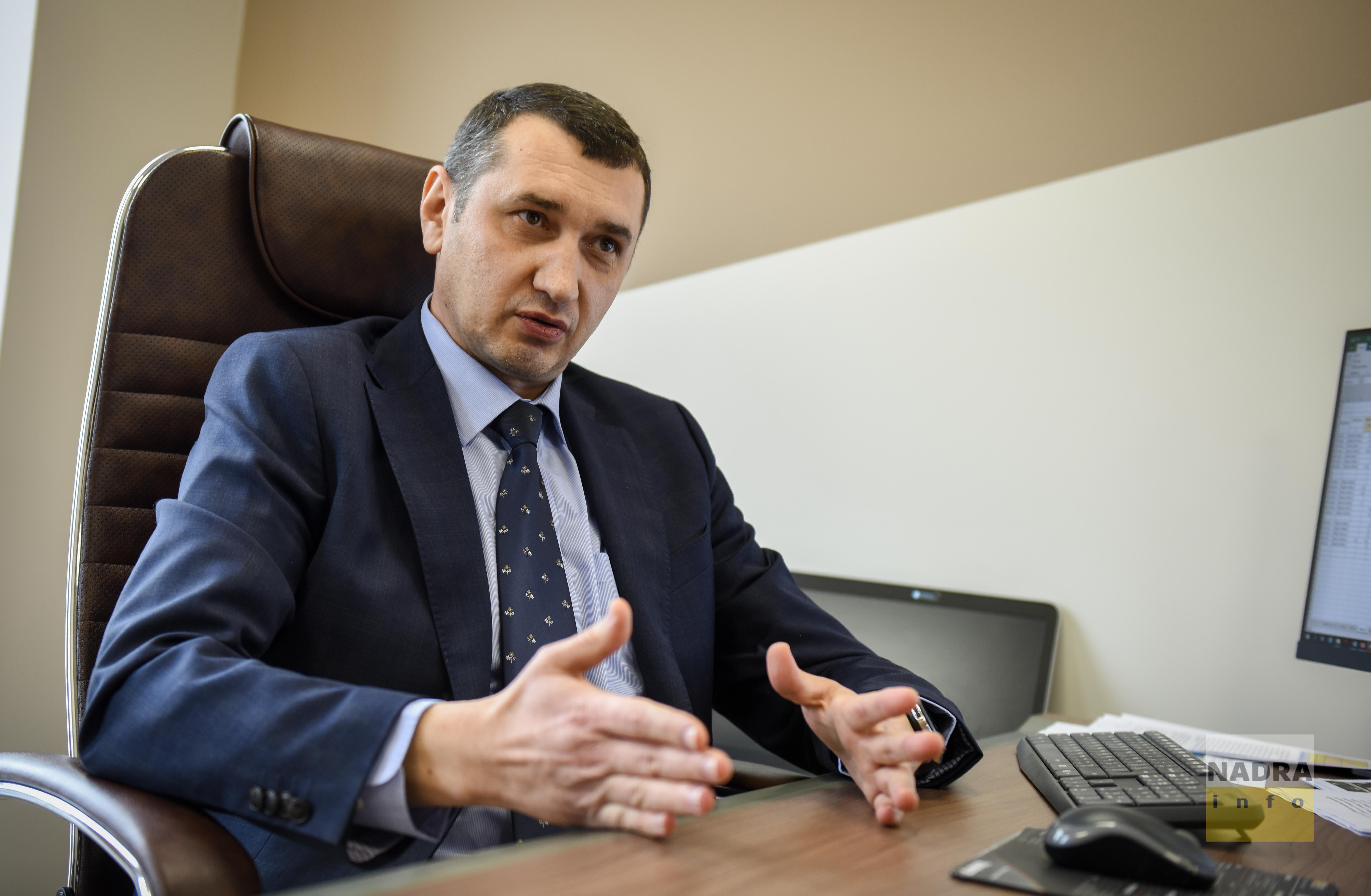 Володимир Семенюк: Smart Energy розглядає можливість експансії на захід України