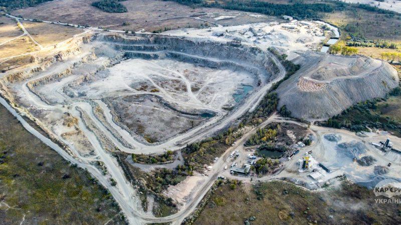 Бехівський гранітний кар'єр зупинили – заява власника